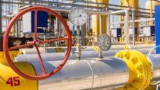 Молдова впервые начала закачивать газ на хранение в Украине