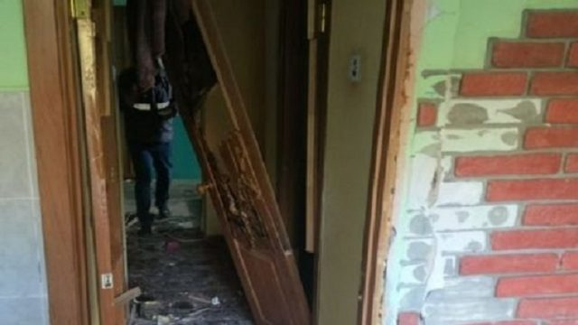 Во Львове в многоэтажке произошел взрыв (ВИДЕО)