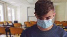 В Украине на самоизоляции из-за COVID-19 находится свыше 83 тыс. школьников
