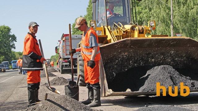 Укравтодор анонсировал масштабный ремонт дорог к пунктам пропуска на границе