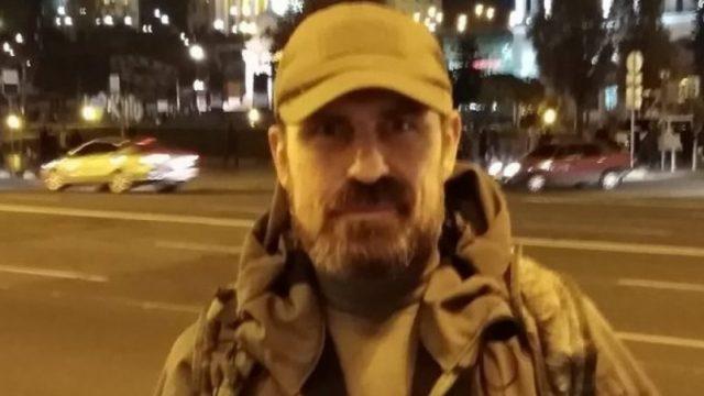 Скончался ветеран АТО/ООС Николай Мыкитенко