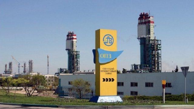 ОПЗ произвел 1 млн тонн удобрений