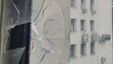 В ВАКС сообщили о взрыве во внутреннем дворе суда