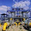 Украина прекратила закачку газа в хранилища