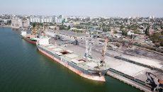 Корейская Posco импортировала пшеницу с собственного терминала в Николаеве