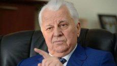 Кравчук выступает за пересмотр Минских соглашений