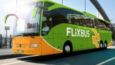 FlixBus запускает три новых маршрута из Украины