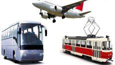 Пассажирооборот украинского транспорта просел в 2,2 раза