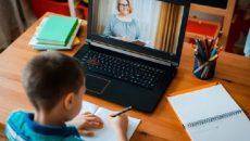 Школы «красной зоны» Киевщины перейдут на дистанционное обучение
