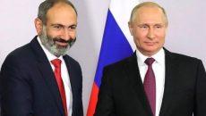 Армения просит Путина помочь в