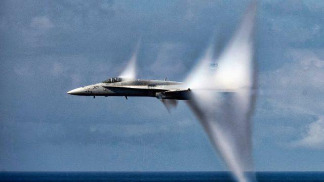 Американский стартап проведет испытания сверхзвукового самолета