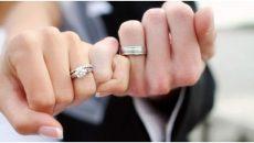 Количество браков в Украине уменьшилось в три раза