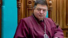Тупицкого не пустили на заседание КСУ