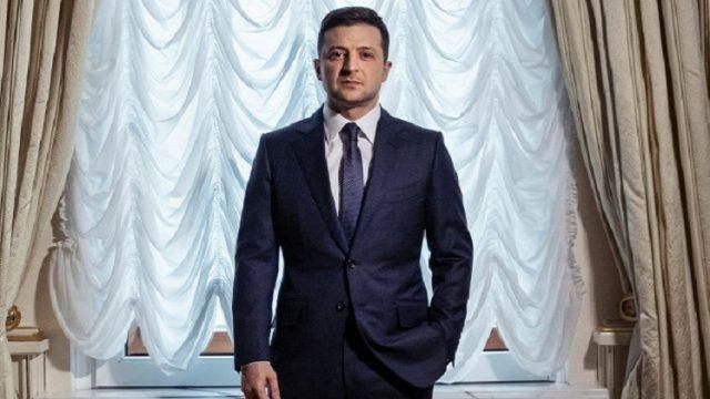 Зеленский объявил всеукраинский опрос (ВИДЕО)