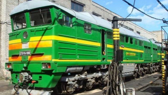 Латвийская компания готова помочь УЗ с модернизацией локомотивов
