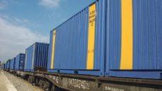 УЗ усовершенствовала технологию контейнерных перевозок