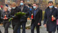Руководство Верховной Рады почтили память жертв Голодомора