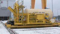 ЧАЭС поместила первую партию отработанного ядерного топлива