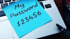 ТОП-5 легких для взлома паролей