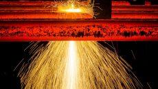 Украинские металлурги в октябре нарастили выплавку стали