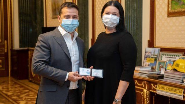 Президент назначил главу Харьковской ОГА