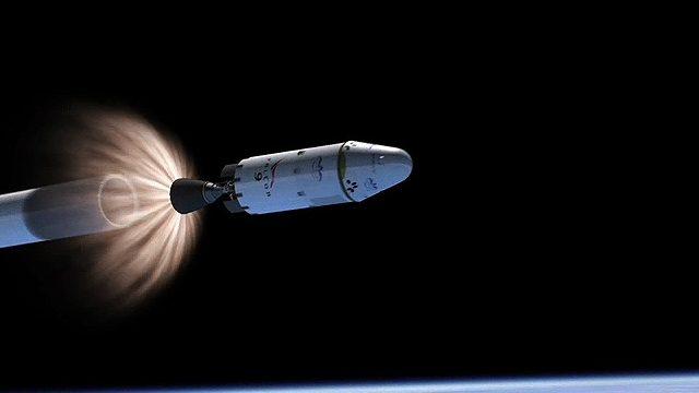 Ракета SpaceX успешно вывела на орбиту американо-европейский спутник