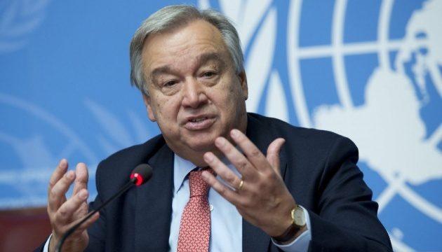 Генсек ООН опасается обострения проблемы голода на планете