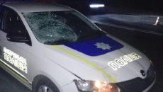 В Полтаве полицейский насмерть сбил пешехода