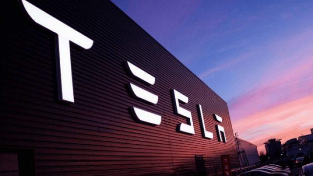 Акции Tesla резко выросли