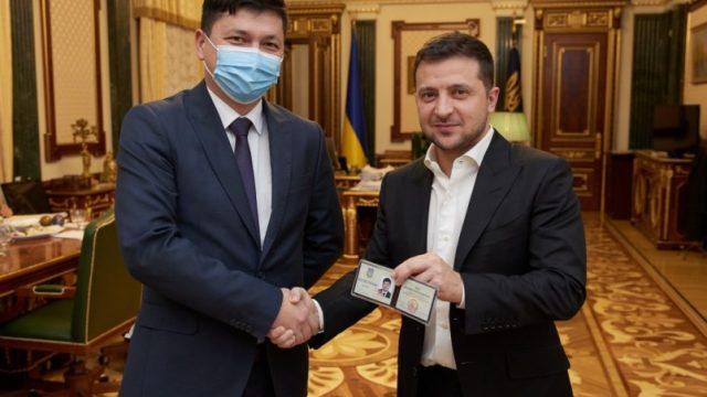 Зеленский назначил Виталия Кима главой Николаевской ОГА