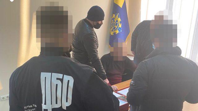 Чиновник Укртрансбезопасности попался на взятках