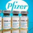 Вакцина Pfizer от COVID-19 после введения двух доз эффективна на 92%