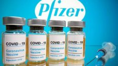 Украина зарегистрировала вакцину Pfizer