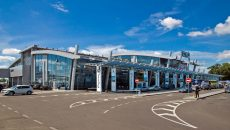 Аэропорт «Киев» потерял 71% пассажиропотока