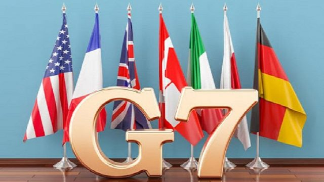 В США выступили против возвращения РФ в G7