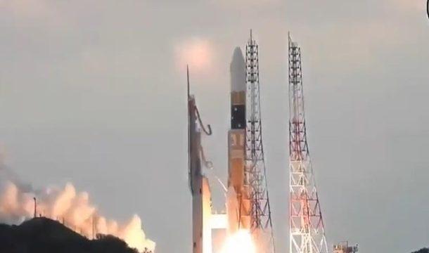 В Японии состоялся запуск спутника двойного назначения
