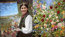 Google посвятил Doodle украинской художнице
