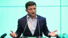 Украинцы назвали Зеленского главным неудачником года