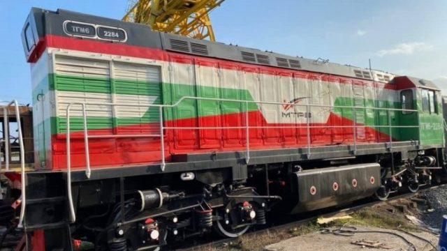 Египет намерен привлечь к модернизации локомотивов украинский завод