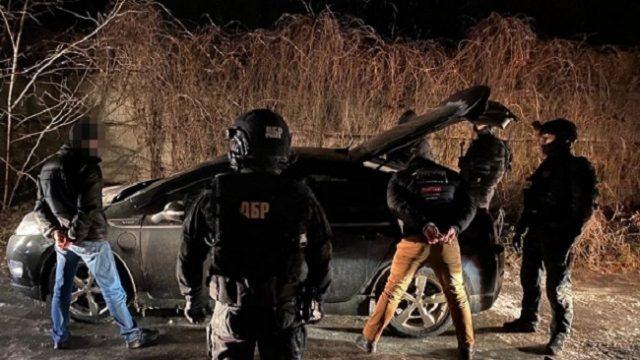 Трое киевских полицейских удерживали человека