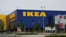 IKEA снова сдвинула сроки открытия первого магазина в Украине