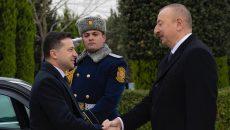 Президент Украины заинтересован в углублении партнерства с Азербайджаном