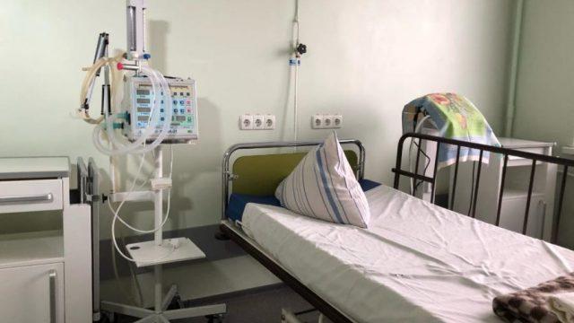 В Украине впервые развернут мобильный госпиталь для больных коронавирусом