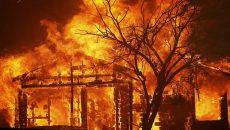 В Украине за неделю в пожарах погибли 58 человек