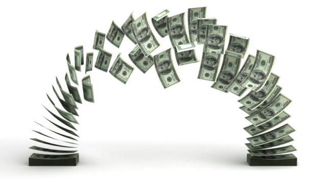 В Украину поступило частных переводов почти на $9,6 млрд