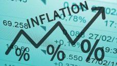 Инфляция в Украине ускорилась до 3,8%