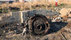 Иран сообщил о завершении технического отчета о крушении самолета МАУ