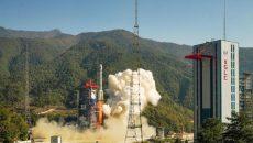 Китай успешно запустил оптический спутник Gaofen-14