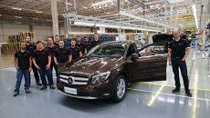 Mercedes-Benz закроет завод в Бразилии