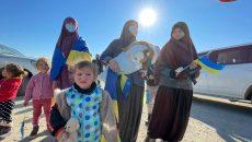 В Сирии из лагеря беженцев освободили трех украинок